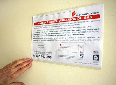 Los del gas que no son del gas  Edicin impresa  EL PAS