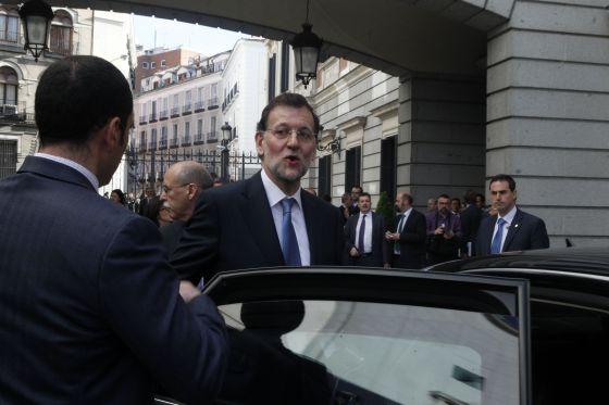 Mariano Rajoy April 12