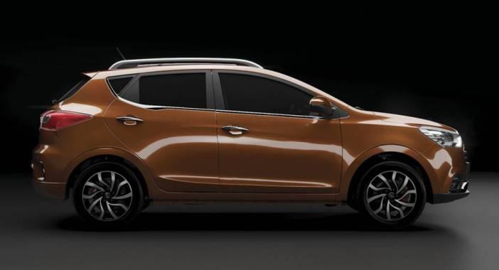 Todoterreno SEI 2 que la firma china JAC Motors fabrica y comercializa en México.