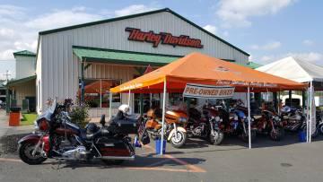 Los jóvenes se alejan de las Harley