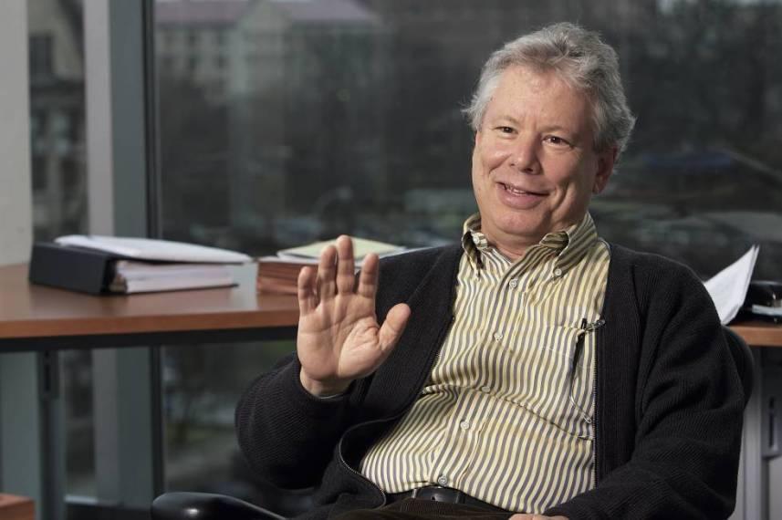Richard H. Thaler, Premio Nobel de Economía 2017.