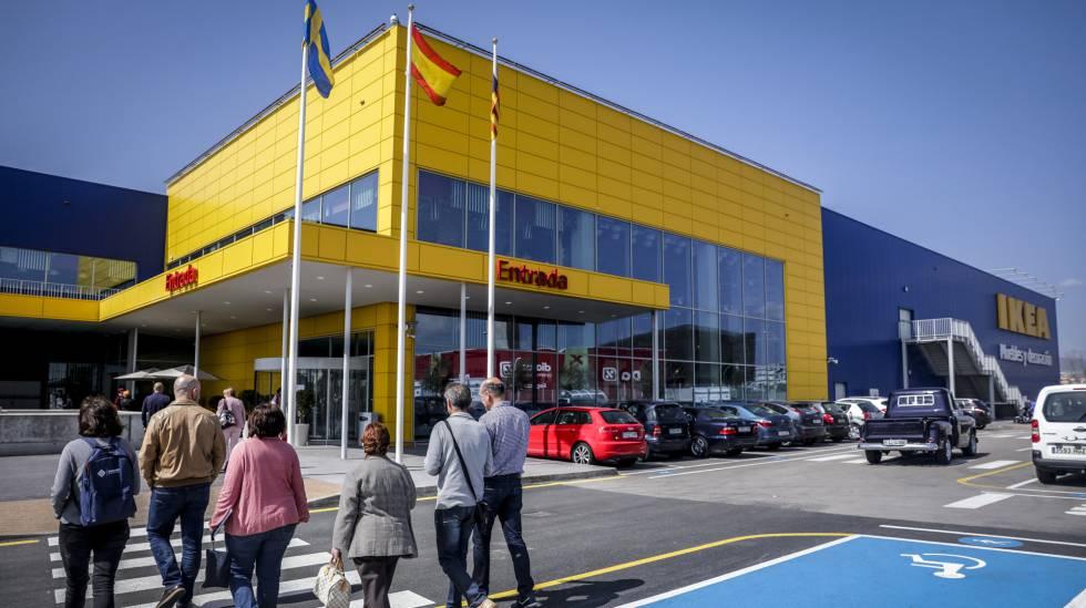 La República Independiente De Ikea En Las Islas De España