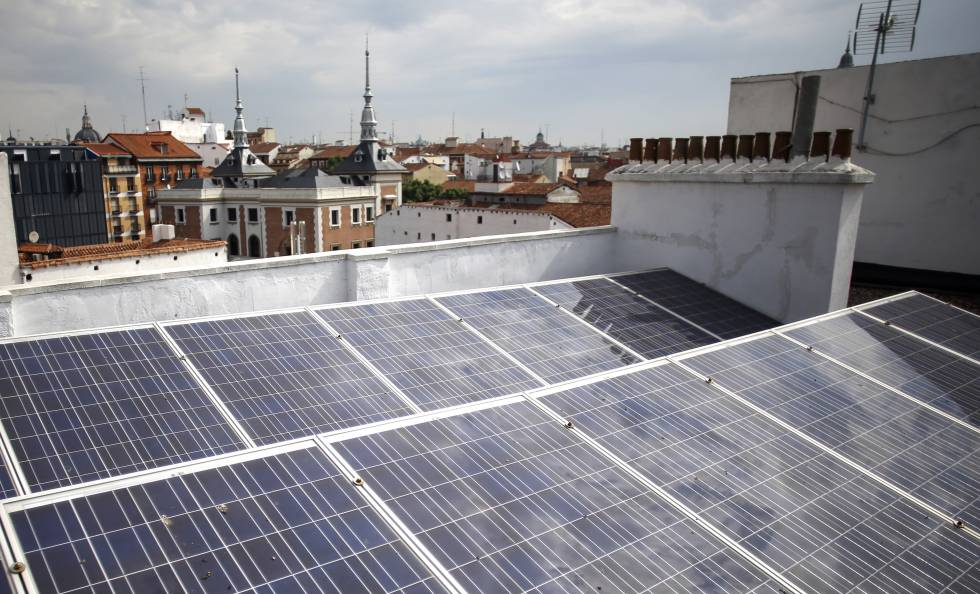 solar power in spain