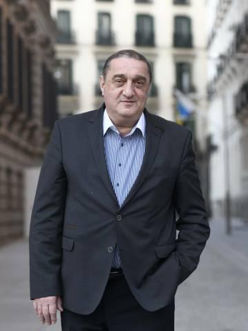 David Saganelidze, consejero delegado del fondo soberano de Georgia.
