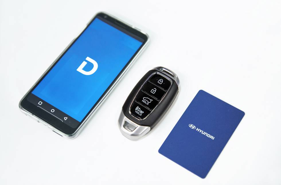 La llave digital sustituirá a la llave física.
