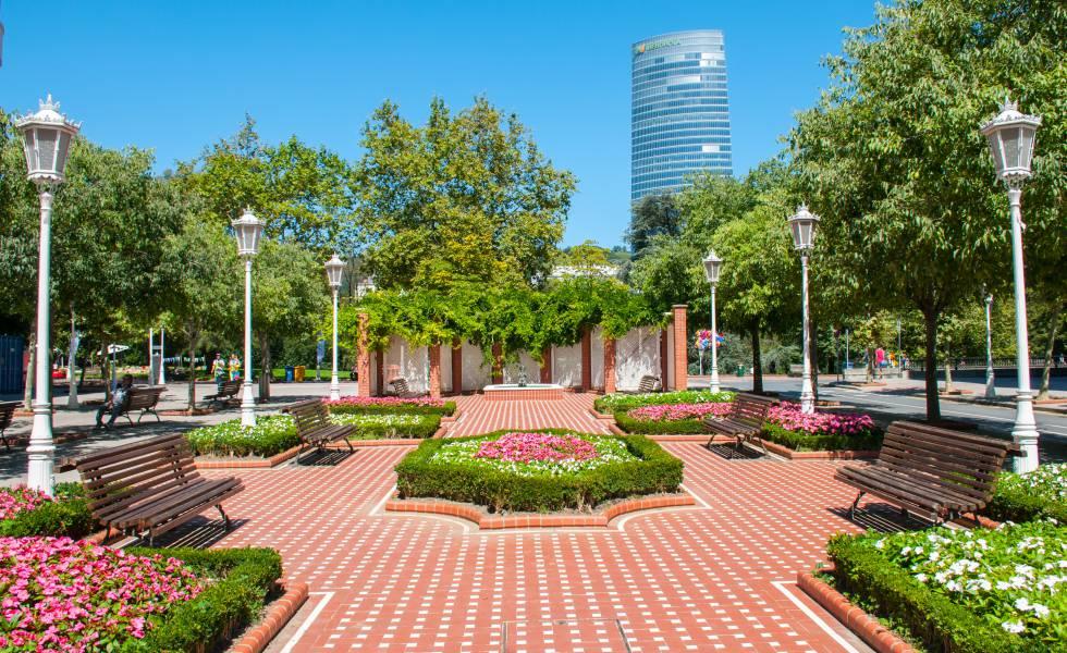 Si quiere vivir junto a un parque, prepárese para pagar un sobreprecio