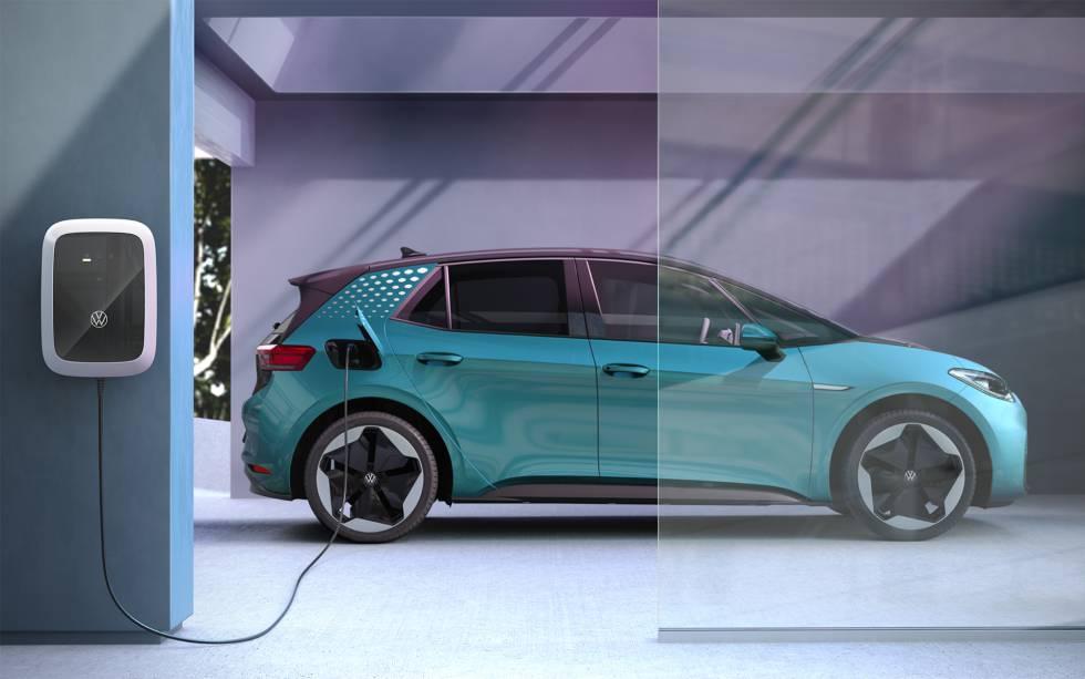 Volkswagen ofrecerá a sus clientes contratar la recarga de sus modelos ID. con su filial ELLI, una eléctrica que solo vende energía renovable.