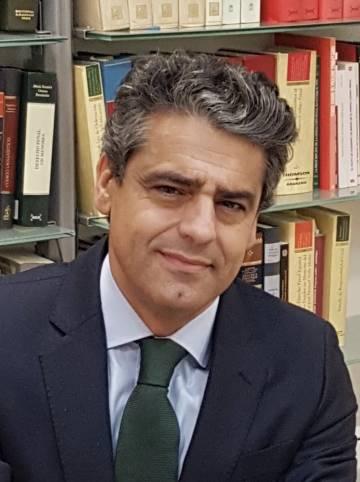 Pablo Espejo, abogado.