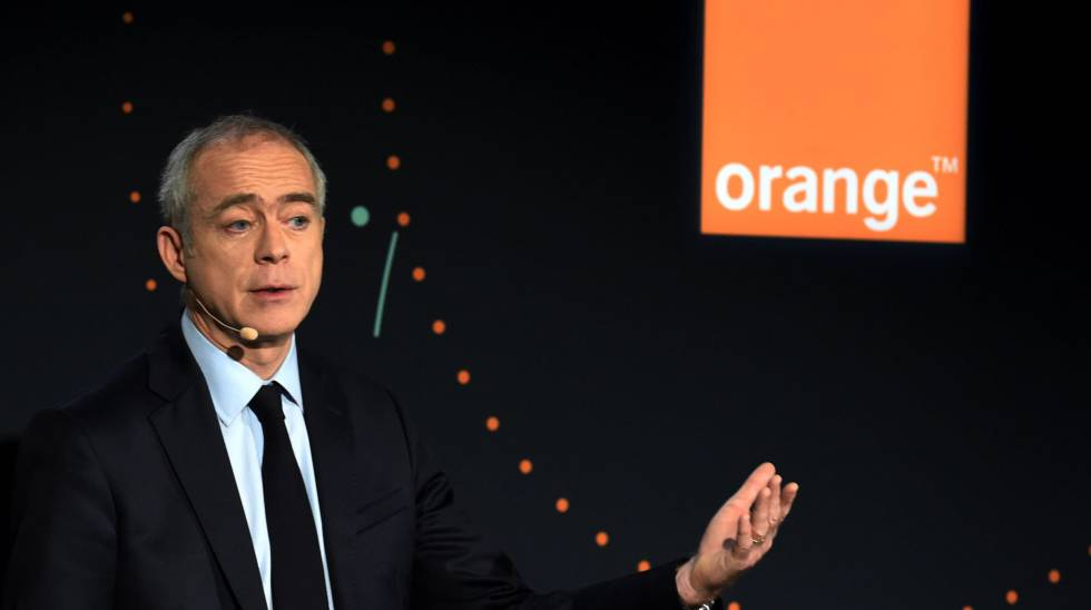 El presidente de Orange y de la GSMA, Stephane Richard.