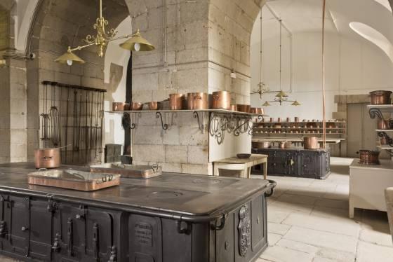 La pantagrulica historia de las Cocinas del Palacio Real
