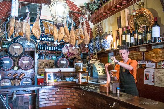 10 bares cojonudos de Granada  Blog Paco Nadal  EL PAS