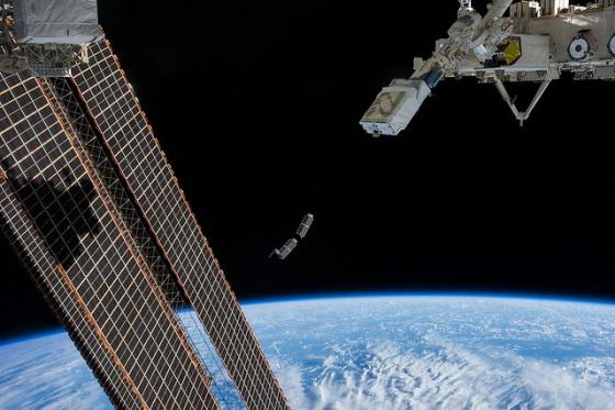 Nanosatélites lanzados en febrero desde la Estación Espacial Internacional