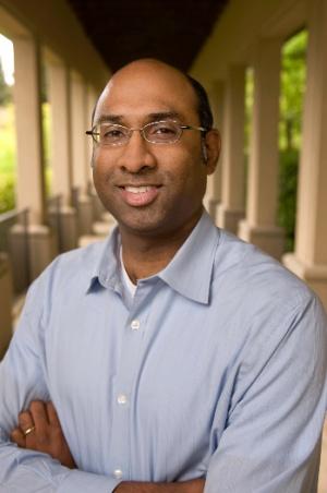 El investigador Ravi Majeti, estudios contra el cáncer