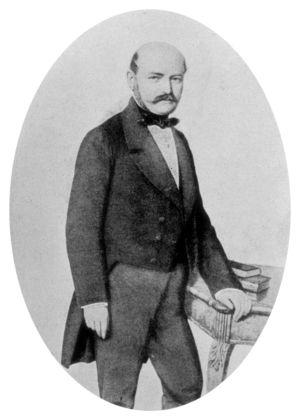 Ignác Fülöp Semmelweis. / PHOTO12