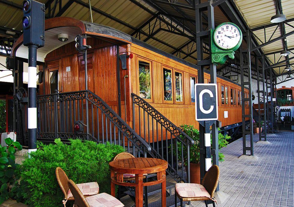 Mi casa es un tren  EL PAS Semanal