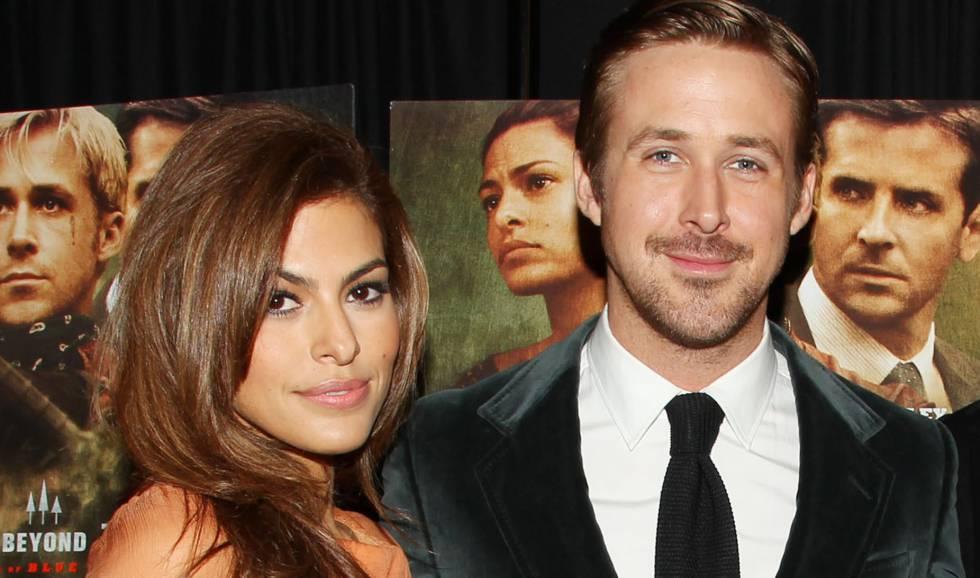 Image result for ryan gosling y eva mendes se casan en secreto