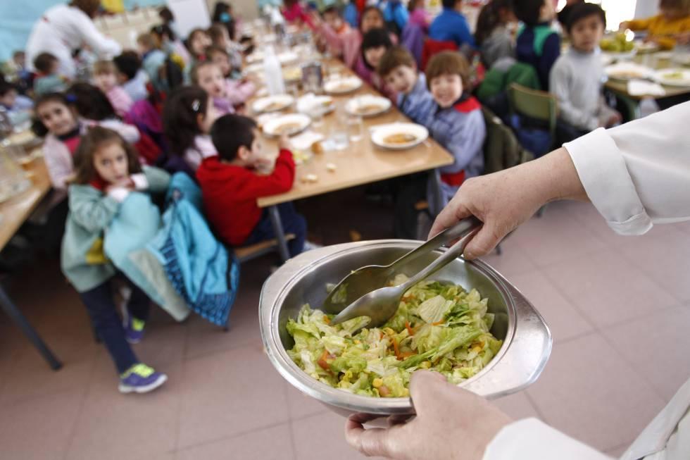 Comedor Escolar Puerto Rico