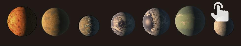 Descubrimiento planetas
