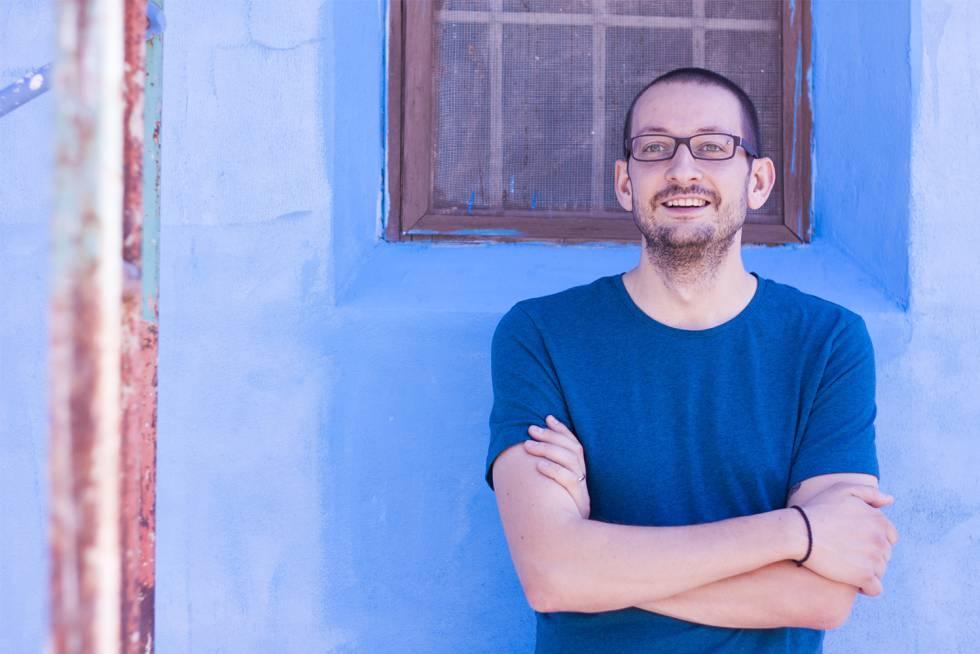 Alberto Soler Sarrió, psicólogo y autor del vídeoblog Píldoras de psicología.