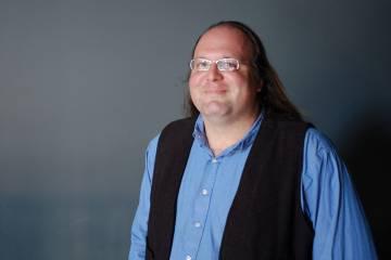 Ethan Zuckerman, diretor do MIT Center for Civic Media e um dos criadores do prêmio para a desobediência.