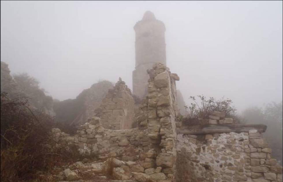 La despoblación de Mussara ha dado rienda suelta a todo tipo de leyendas sobre el lugar.