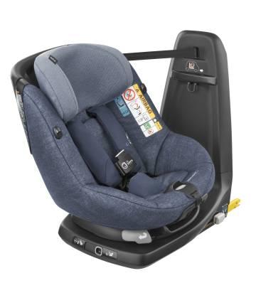 La primera silla de bebés con airbag reduce un 55% las lesiones en caso de accidente