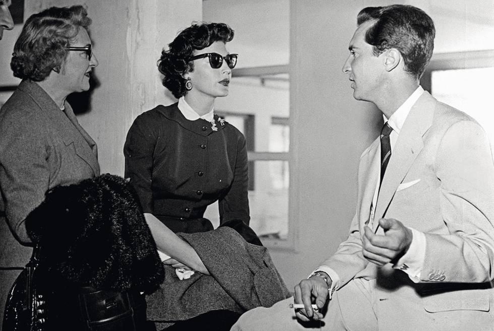 Las juergas de Ava Gardner Frank Sinatra y Marlon Brando