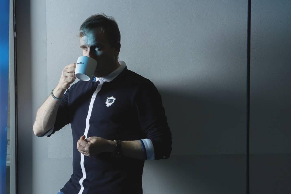 Ragnar Sass, emprendedor, CEO de Pipedrive y fundador del espacio Lift99.