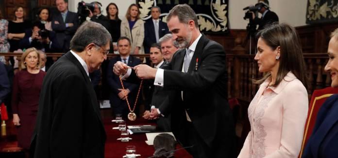Resultado de imagen para Fotos de Premio Cervantes