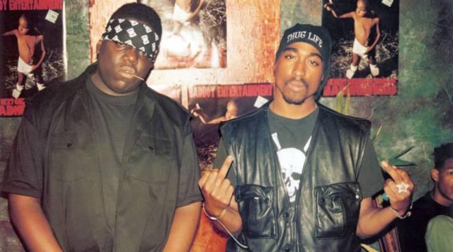 Notorious B.I.G. contra Tupac Shakur: traiciones y grandes éxitos de dos leyendas del rap que murieron asesinadas a tiros | EL PAÍS Semanal