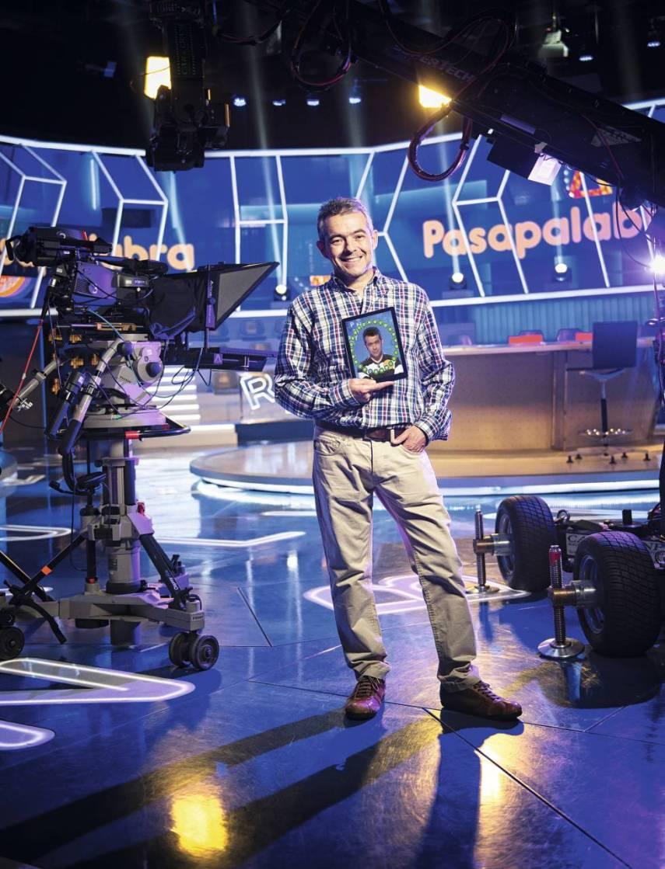 Juan Pedro Gómez. Estudió con diccionarios y enciclopedias. Ganó 1.674.000 euros.