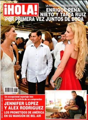 Revista Hola Mexico