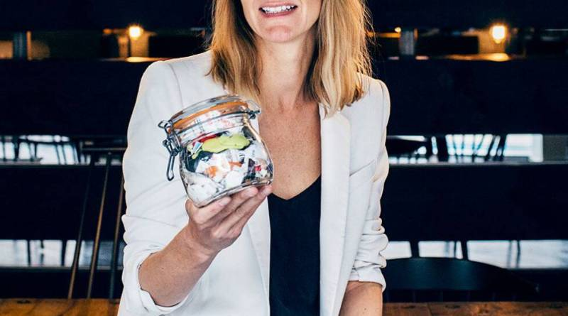 """BEA JOHNSON, fundadora de RESIDUO CERO: """"Toda mi basura de un año cabe en un pequeño frasco"""""""