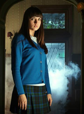 Ana de Armas was Carolina for three years in 'El internado'. The actress got the role a week after arriving in Madrid from her native Cuba.