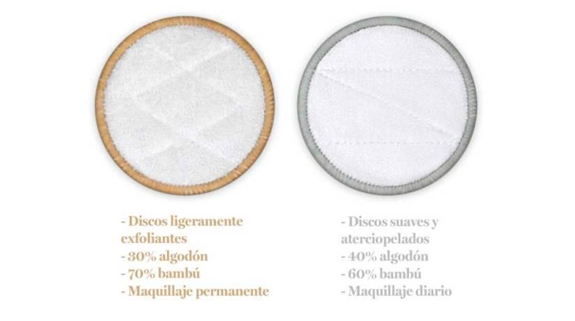 reusable makeup remover discs