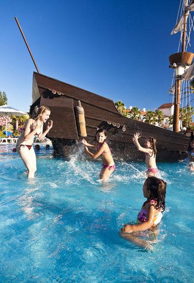 Hoteles playeros para ir con nios  El Viajero  EL PAS