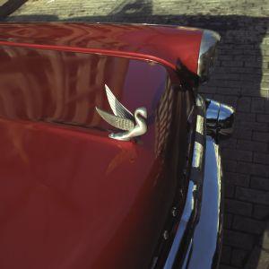 Un coche clásico estadounidense en las calles de La Habana.