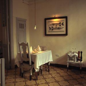 Restaurante Casa Miglis, en La Habana.
