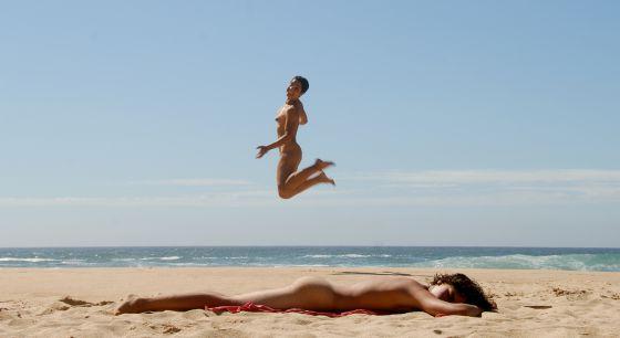 Las 42 mejores playas nudistas de Espaa  El Viajero  EL
