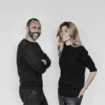 Signe Bindslev y Peter Bundgaard, del estudio Space Copenhagen