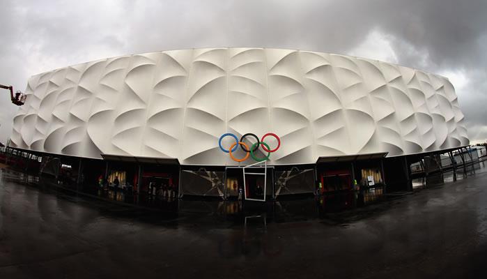 Basketball Arena en los JJOO 2012 con EL PAS