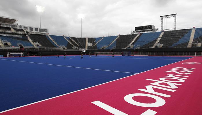 Riverbank Arena en los JJOO 2012 con EL PAS