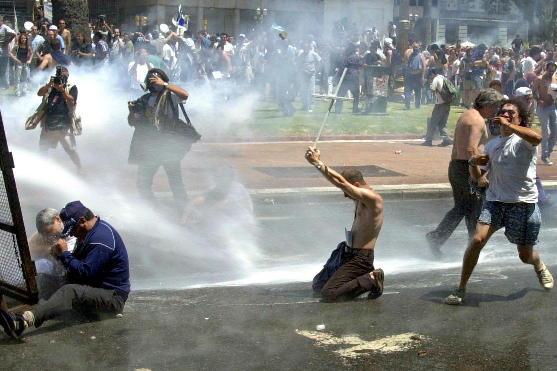 A 15 aos de la crisis econmica en Argentina  EL PAS