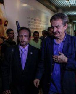 La UE planea nombrar a Zapatero enviado especial para Venezuela