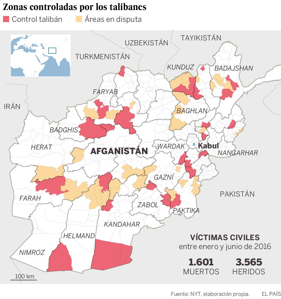 Afeganistão, sangue e esquecimento