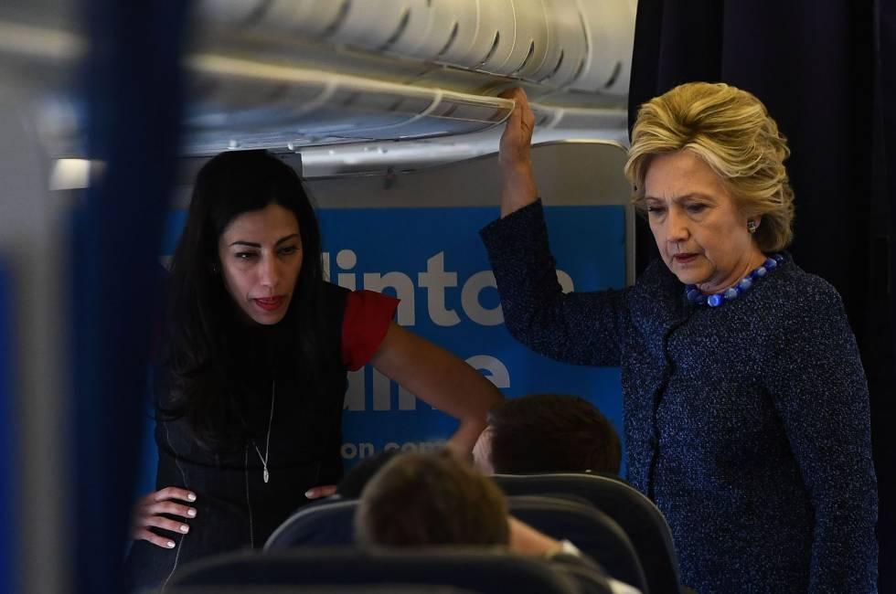 Clinton, este viernes