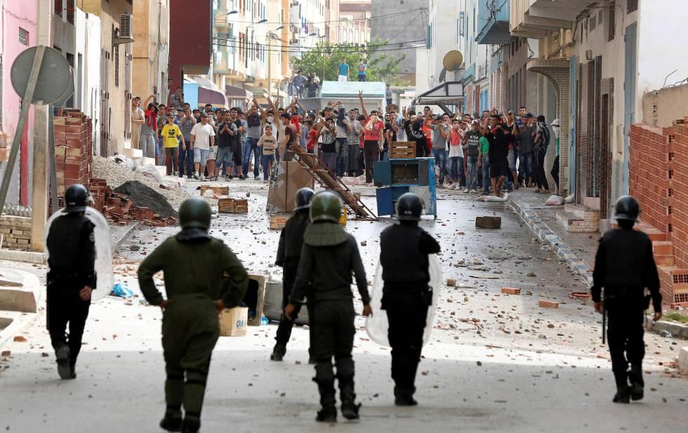Image result for los verdes apoyan revuelta en el Rif