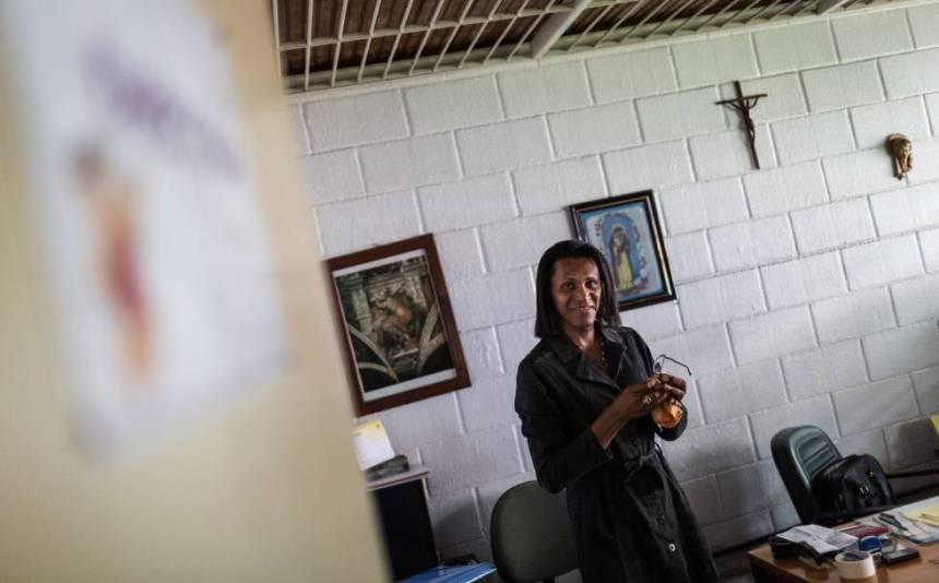 Paula Beatriz de Souza, directora de la Escuela Infantil Santa Rosa de Lima.