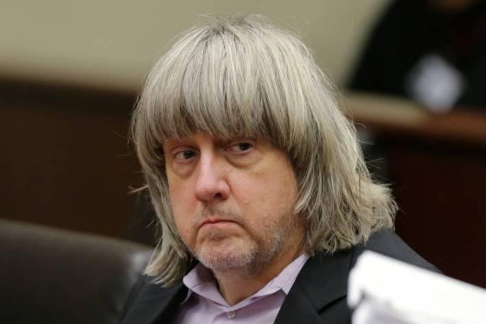 David Turpin, el jueves en el juzgado de Riverside, California.