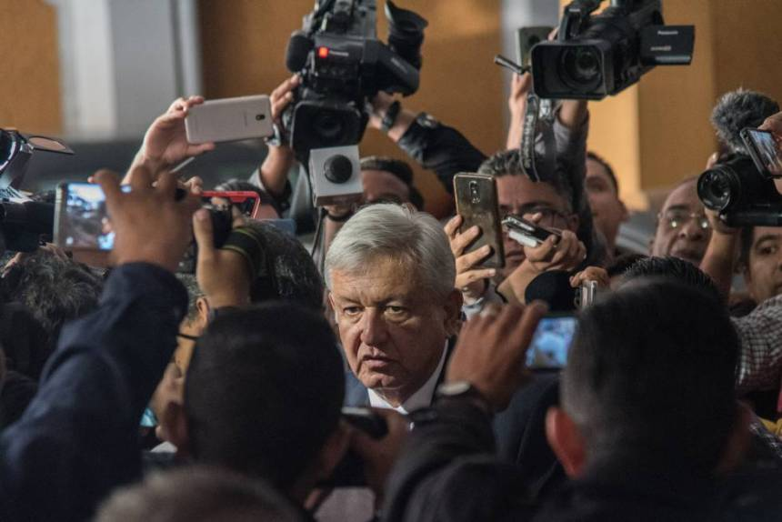 López Obrador este miércoles.